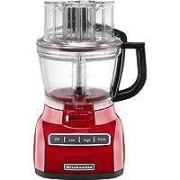 KitchenAid KJA13AV Processador de Alimentos, 3,1 Litros, Vermelho, 110 V