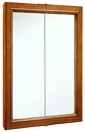 Beautiful Design House 541383 24 Inch By 30 Inch Montclair Fully Assembled Double  Door Medicine