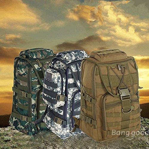Calli 40L Tactical Reisen Camping Wandern Bergsteigen Rucksack