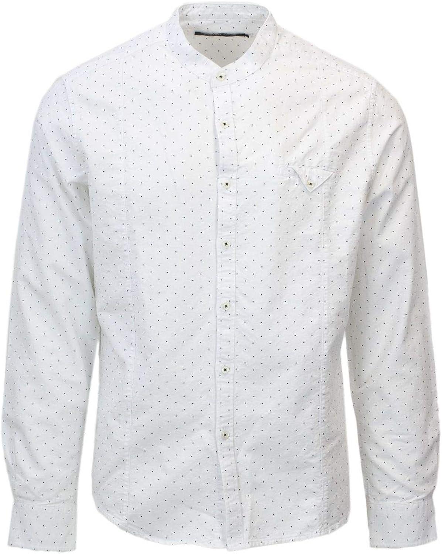 Gianni Lupo Luxury Fashion Mens Shirt Summer White