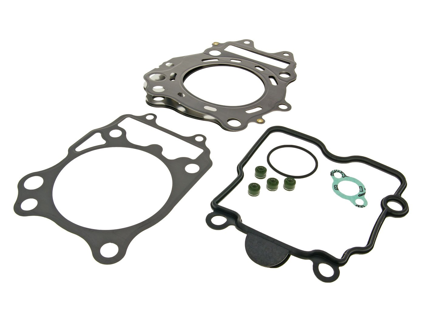 Naraku cylinder gasket set top end for Suzuki AN Burgman 400 2003-2006