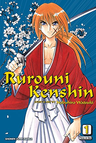 Rurouni Kenshin, Vol. 1 (VIZBIG Edition) (1) Paperback – January 29, 2008