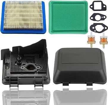 Amazon.com: Kit de montaje de filtro de aire para Honda OEM ...