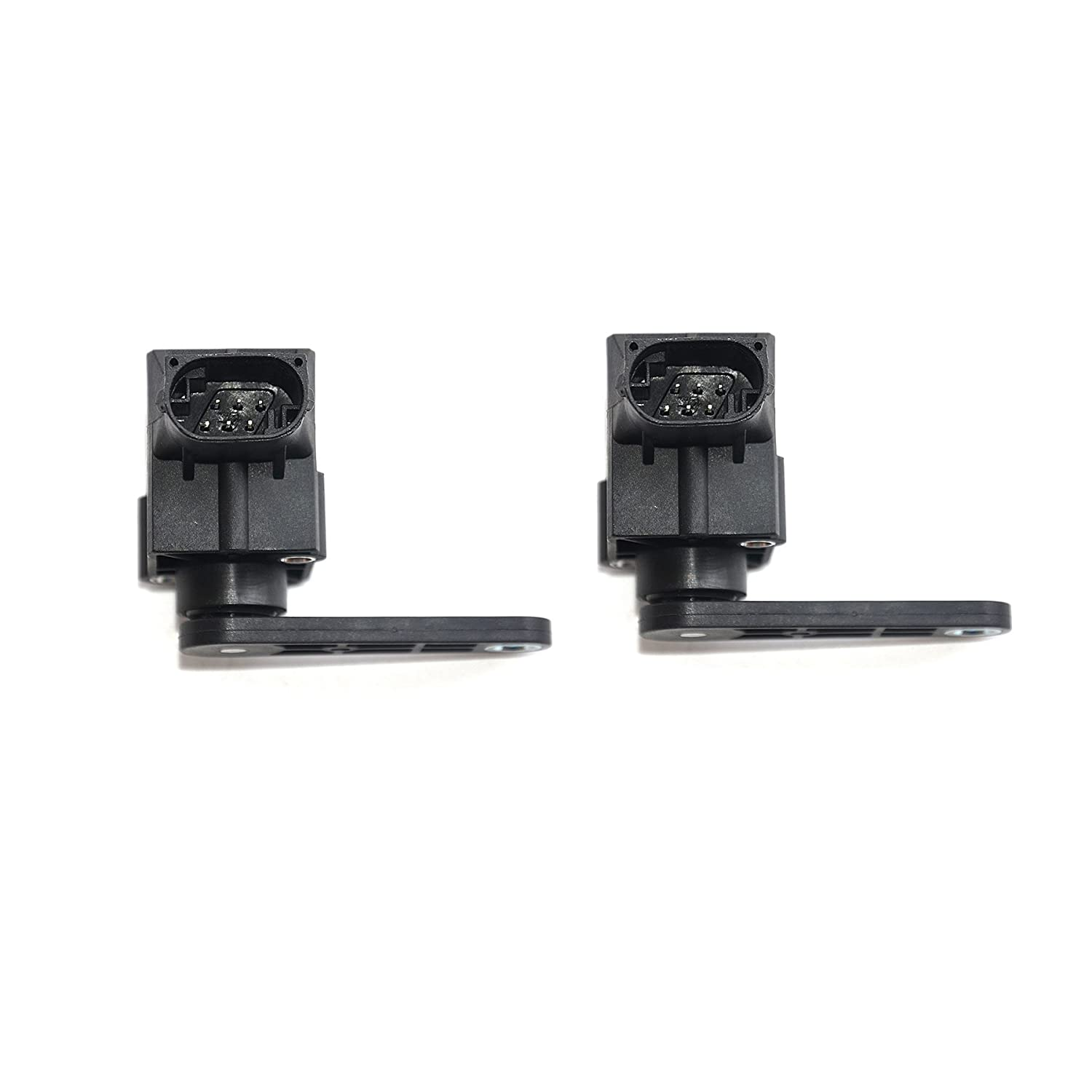 Pair Suspension Height Headlamp Level Sensor 0105427717 XSD