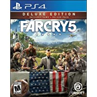 Far Cry 5 - PlayStation 4 Deluxe Edition