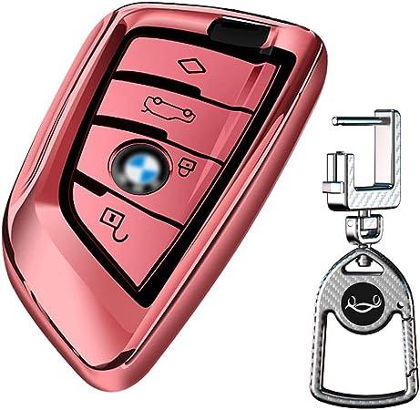 Autoschlüssel Hülle Kompatibel Mit Bmw Tpu Elektronik