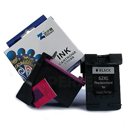 Perseus® Reemplazo para HP 62 cartucho de tinta XL Alta Capacidad ...
