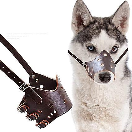 YuoungYuan Maulkorb Mittlere Hunde Maulkorb Hunde Hund Maulkorb Kleine Maulkorb F/ür Kleine Hund Maulk/örbe Zu Verhindern Bei/ßen Maulkorb F/ür Gro/ße Hunde Black,xs