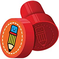 Carimbos Cis Stamp, CIS, 52.5800, Multicor, pacote de 24