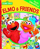Elmo and Friends (My First Look and Find)