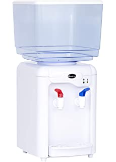 AR Kitchen Dispensador de Agua con Botella 7.5L: Amazon.es: Hogar