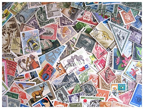 The 8 best worldwide stamp lots