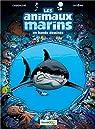Les animaux marins en bande dessinée, tome 1  par Cazenove