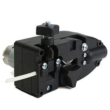 adaalen MIG soldador soldadura unidad de hilo para máquina de alimentación del motor eléctrico rollo 0.6 12 V: Amazon.es: Electrónica