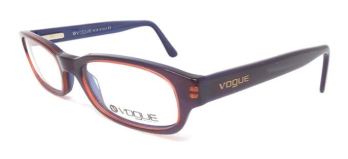Vogue - Gafas de sol - para mujer Rosso E Blu 46: Amazon.es ...