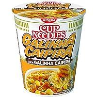 Cup Noodles Sabor Galinha Caipira Nissin 69g