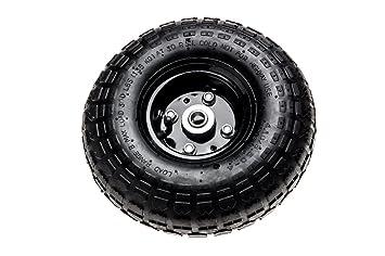 DEVILBISS d23067 25,4 cm neumático rueda para compresores de aire: Amazon.es: Bricolaje y herramientas