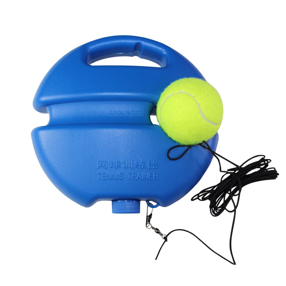 Nuevo estilo FANGCAN pelota entrenador para entrenamiento en solitario (azul)
