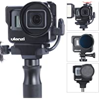 V3 Metal Cage for GoPro Hero Series Microphone/Video Light Mounting Solution