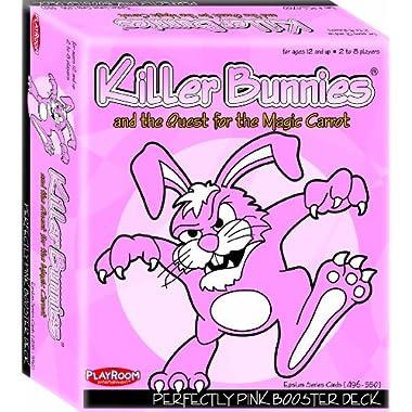 Killer Bunnies Pink Booster