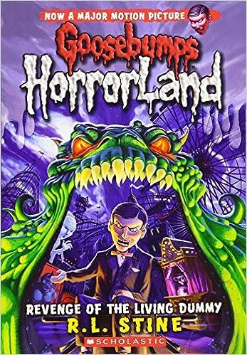 ผลการค้นหารูปภาพสำหรับ Goosebumps : Horrorland