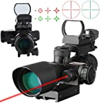 Beileshi 3-in-1 Green/Red Laser Sight