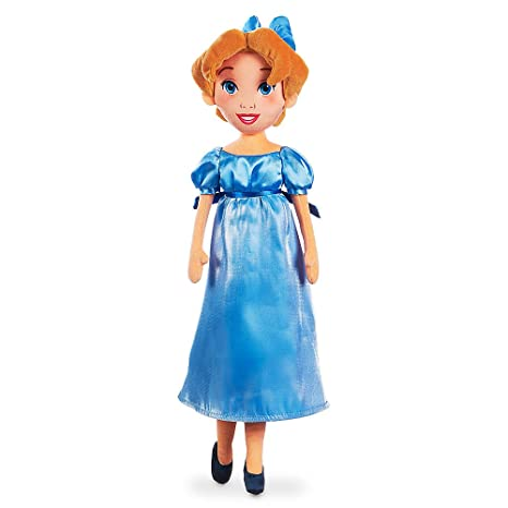 Amazon.com: Disney Wendy Plush Doll - Peter Pan - Medium: Toys & Games