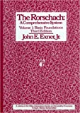 The Rorschach : A Comprehensive System, Exner, John E., 0471119873