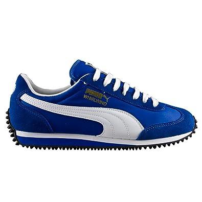 b7fb8273cd47fe ... closeout puma whirlwind classic blue mens trainers size 11 uk 43448  48f25