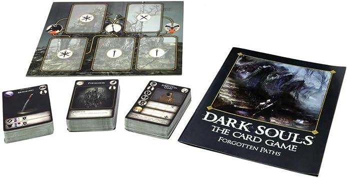 Steamforge Games Juego de Cartas Dark Souls The Card Game, SFGDSTCG00, Colores Variados: Amazon.es: Juguetes y juegos
