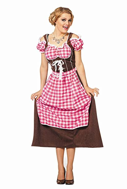 Para disfraz de tirolesa, tallas 38 - 56: Amazon.es: Juguetes y juegos