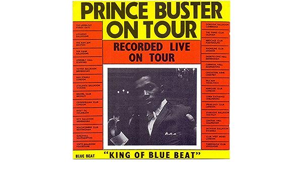Prince Buster On Tour Live By Prince Buster On Amazon Music Amazon Com