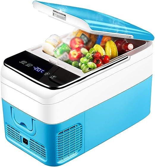 WYJW Ice Coche Refrigerador Compresor Congelador Enfriador Caja ...