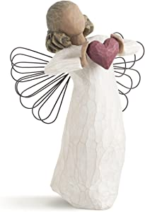 Willow Tree With Love Angel, sculpted hand-painted figure