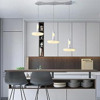 Modern Design LED Pendelleuchte Metall Kreative Dekorative Hängeleuchte  Esstisch Pendellampe Eisen Pilz Form Lampe Kronleuchter Innenbeleuchtung