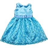 Fashion Clothes Dress Skirt For 18 Inch American Girl Doll Accessory Girl's Toy