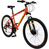 """Spartan 26"""" Master Moutain Bicycle - MTB"""
