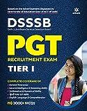 DSSSB PGT Recruitment Exam Tier I