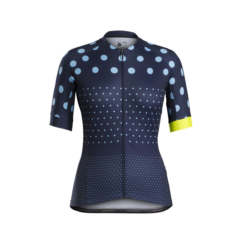 Bontrager Anara LTD Damen Fahrrad Trikot kurz blau 2019