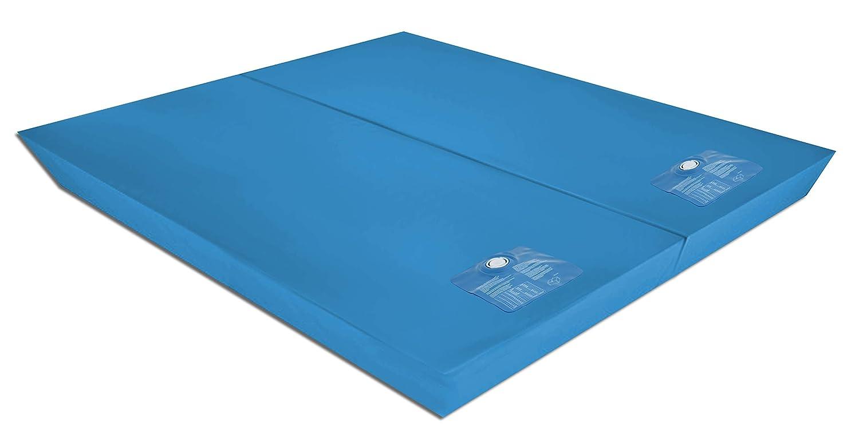 Wasserbetten1a ORIGINAL Wasserkern Softside Dual (eine (eine (eine Seite) 160 x 220 cm F4 973daf