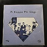 Pi Kappa Phi - Pi Kappa Phi Sings - Lp Vinyl Record