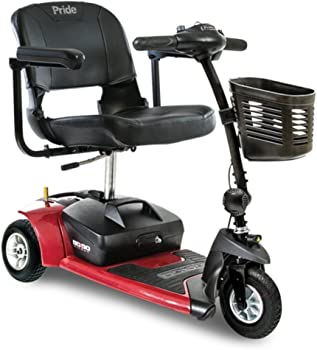 Go-Go Ultra X 3-Wheel Mobility Scooter