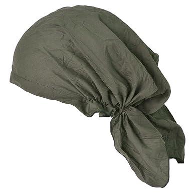 vasta selezione di più recente l'atteggiamento migliore Casualbox Uomo Cotone Bandana Cappellino Cappello Copricapo ...