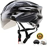 Easecamp Bike Helmet with Detachable Magnetic Face Shield