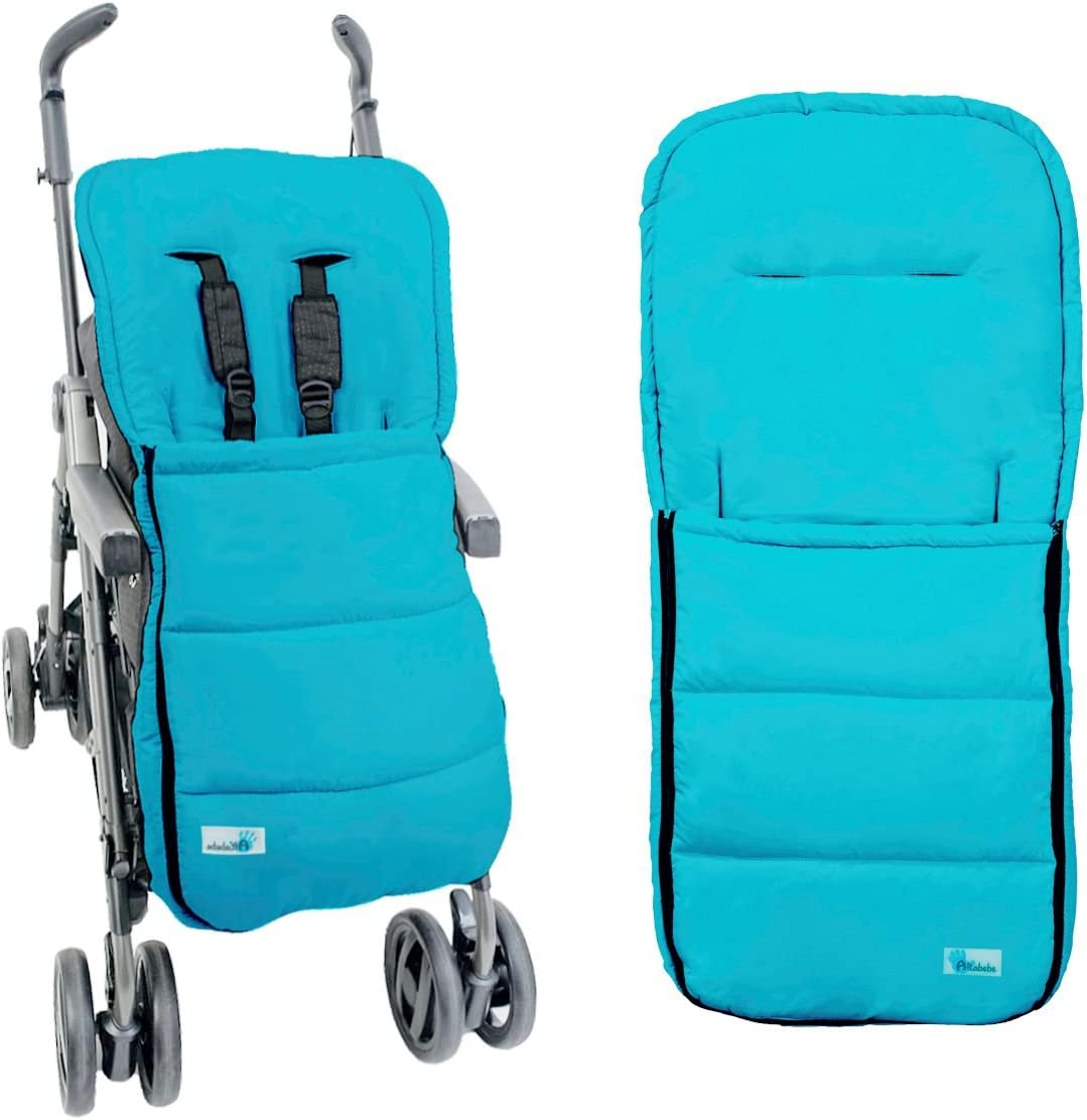 + ABS posteriore . Sacco estivo per passeggini