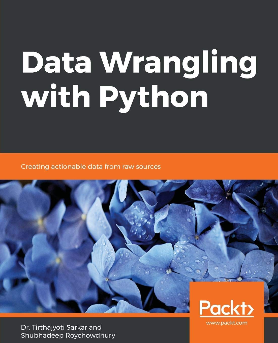 Data Wrangling with Python: Creating actionable data from