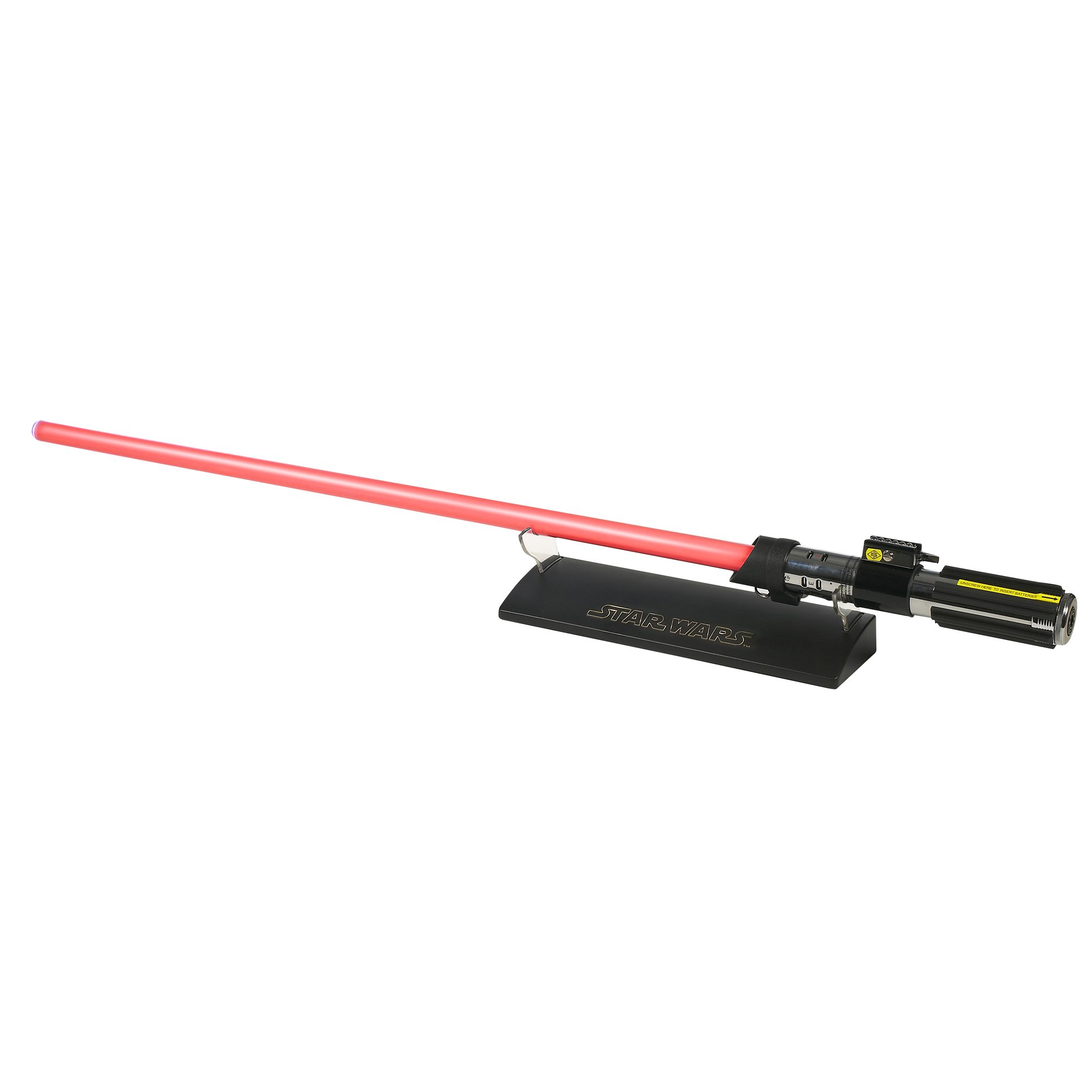Star Wars Signature Series Force FX Lightsaber - Darth Vader by Hasbro (Image #1)