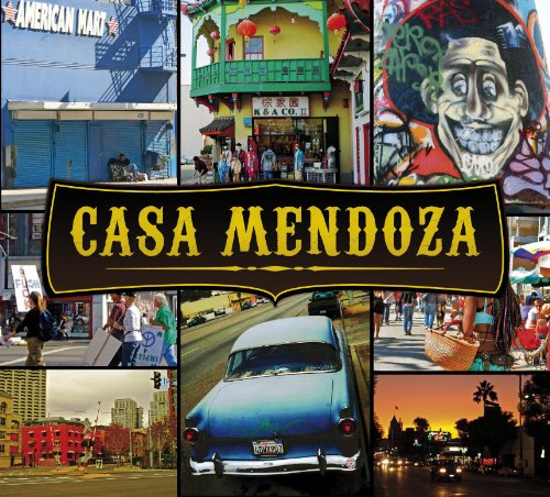 Marco Mendoza-Casa Mendoza-CD-FLAC-2010-6DM Download