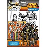 Anker Star Wars Rebels Colouring Set