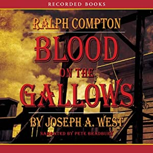 Blood on the Gallows Audiobook